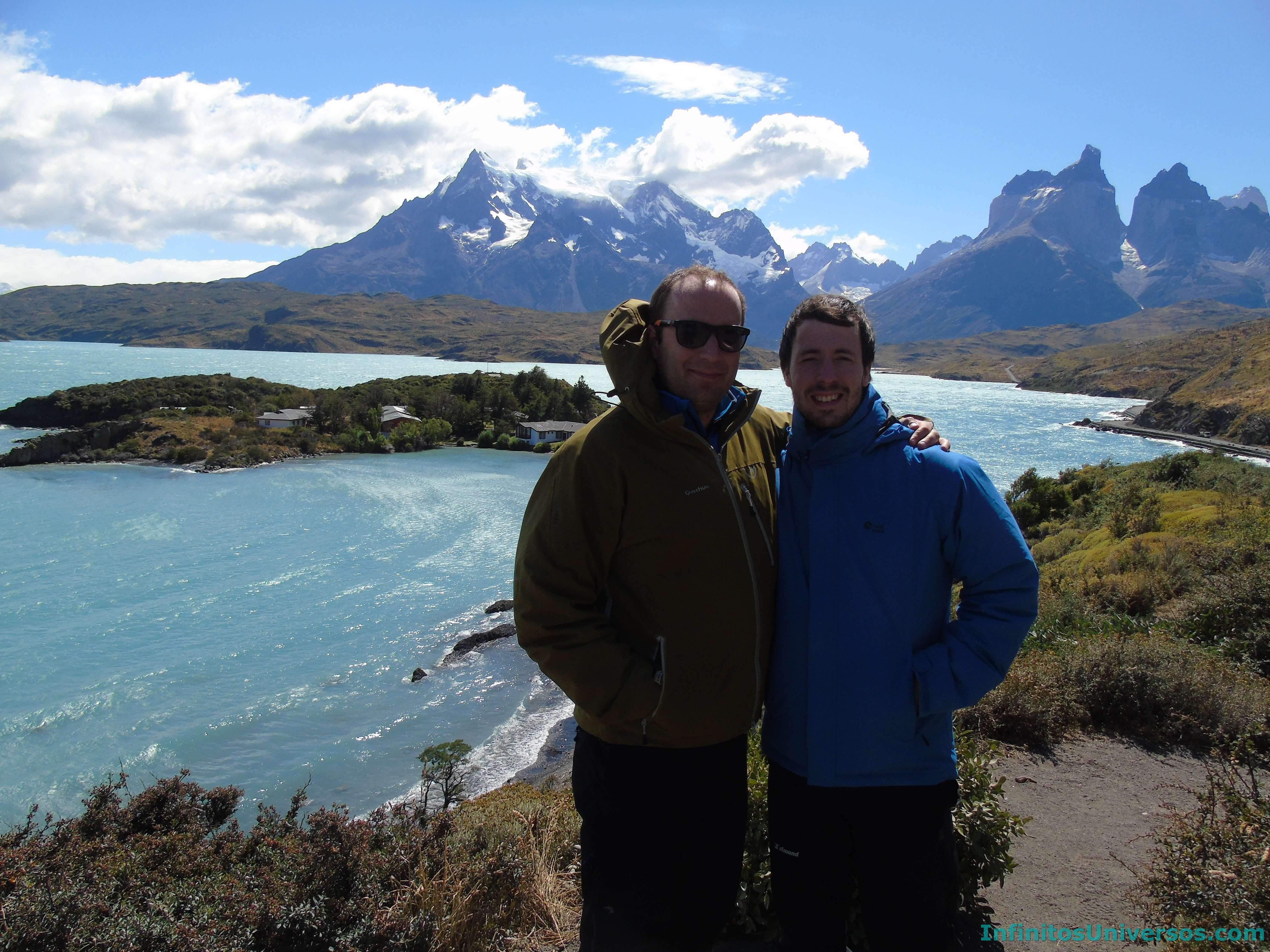 Tour Torres del Paine, patagonia chilena