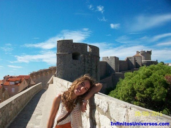 Por las murallas  - Qué ver en Dubrovnik
