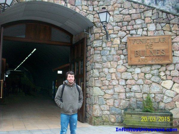 Bulnes funicular Bulnes tiempo Bulnes Asturias Bulnes ruta