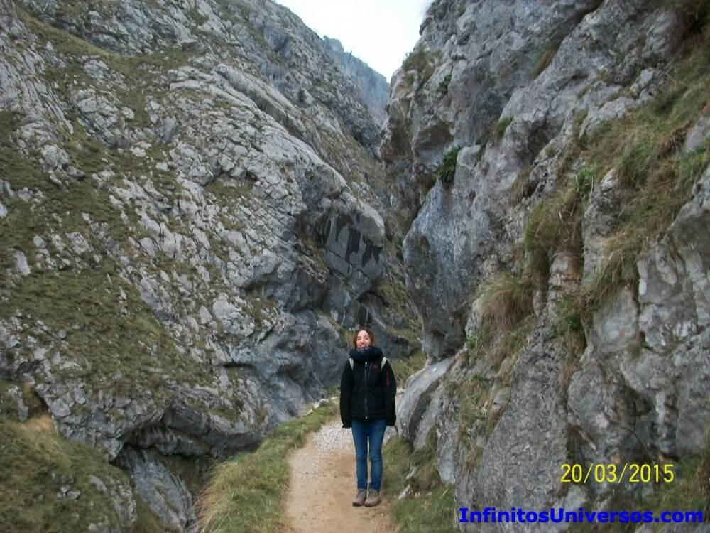 Canal del Tejo picos de europa