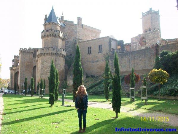 Castillo de Olite navarra en 4 días - Qué ver en Navarra en 4 días