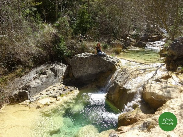 foz de Benasa barranco de la foz de benasa piscina fluvial