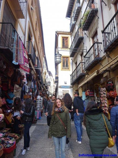 - Qué ver en Granada