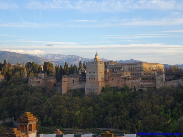 Granada que ver en granada viajes españa