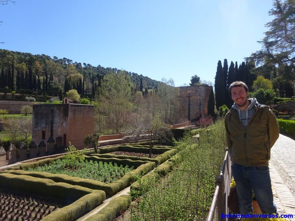 - Alhambra de Granada