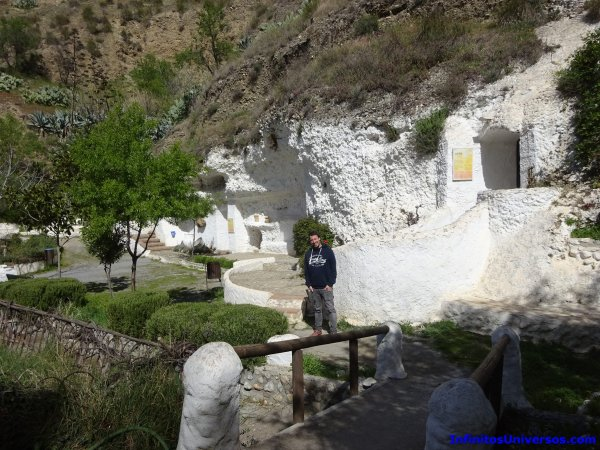 Museo de las Cuevas granada - Qué ver en Granada