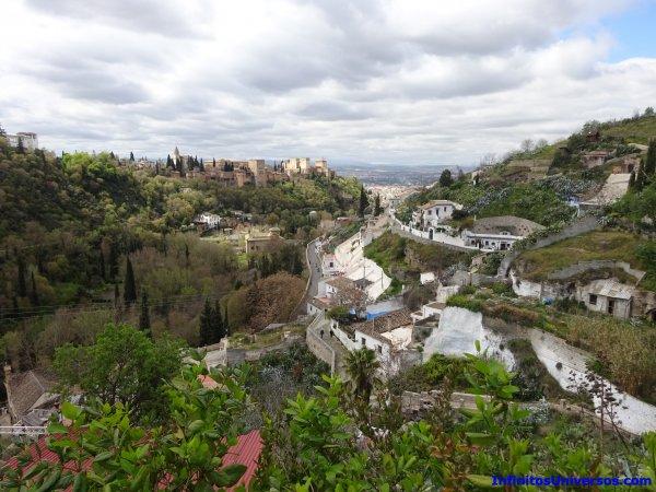 granada Sacromonte - Qué ver en Granada