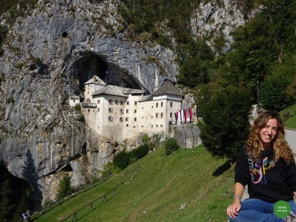 Castillo de Predjama - Eslovenia Eslovenia en una semana