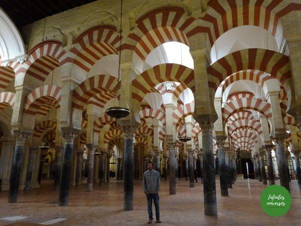 Mezquita de Córdoba andalucía