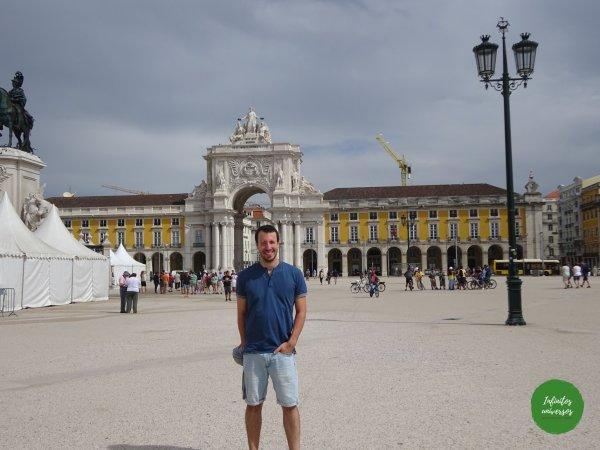 Plaza de Comercio Lisboa Que ver en Lisboa