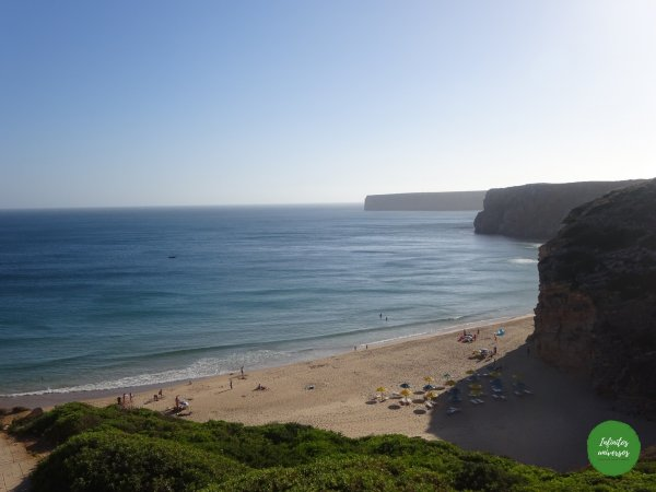 Playa de Beliche Algarve una de las mejores playas del Algarve