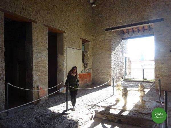 Visita al Parque Arqueológico de Pompeya por libre