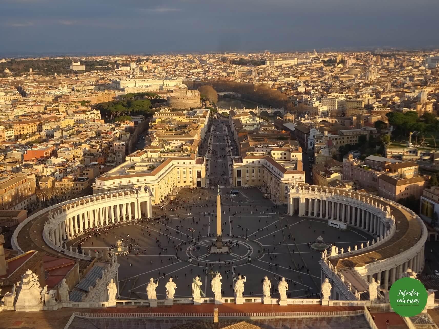 Visita al Vaticano: Basílica y Plaza de San Pedro, Museos Vaticanos y la Capilla Sixtina