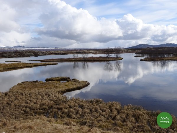 Lago Thingvallavatn - Círculo Dorado de Islandia langistigur