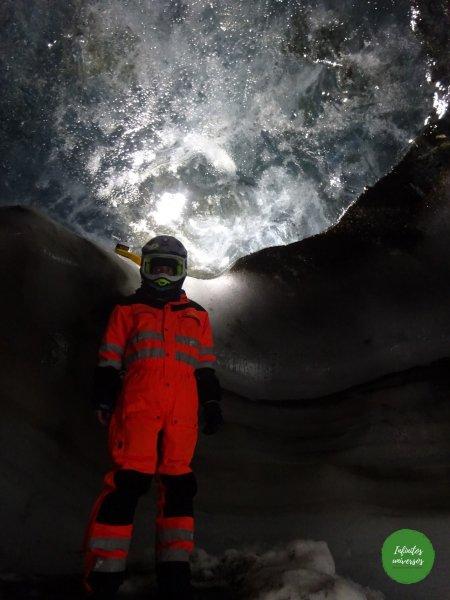 Cueva de hielo Círculo Dorado de Islandia