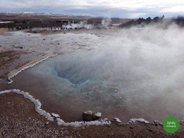 Valle de Haukadalu - Círculo Dorado - Círculo Dorado de Islandia langistigur