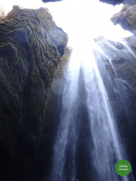 Gjlúfrabúi cascadas de Islandia
