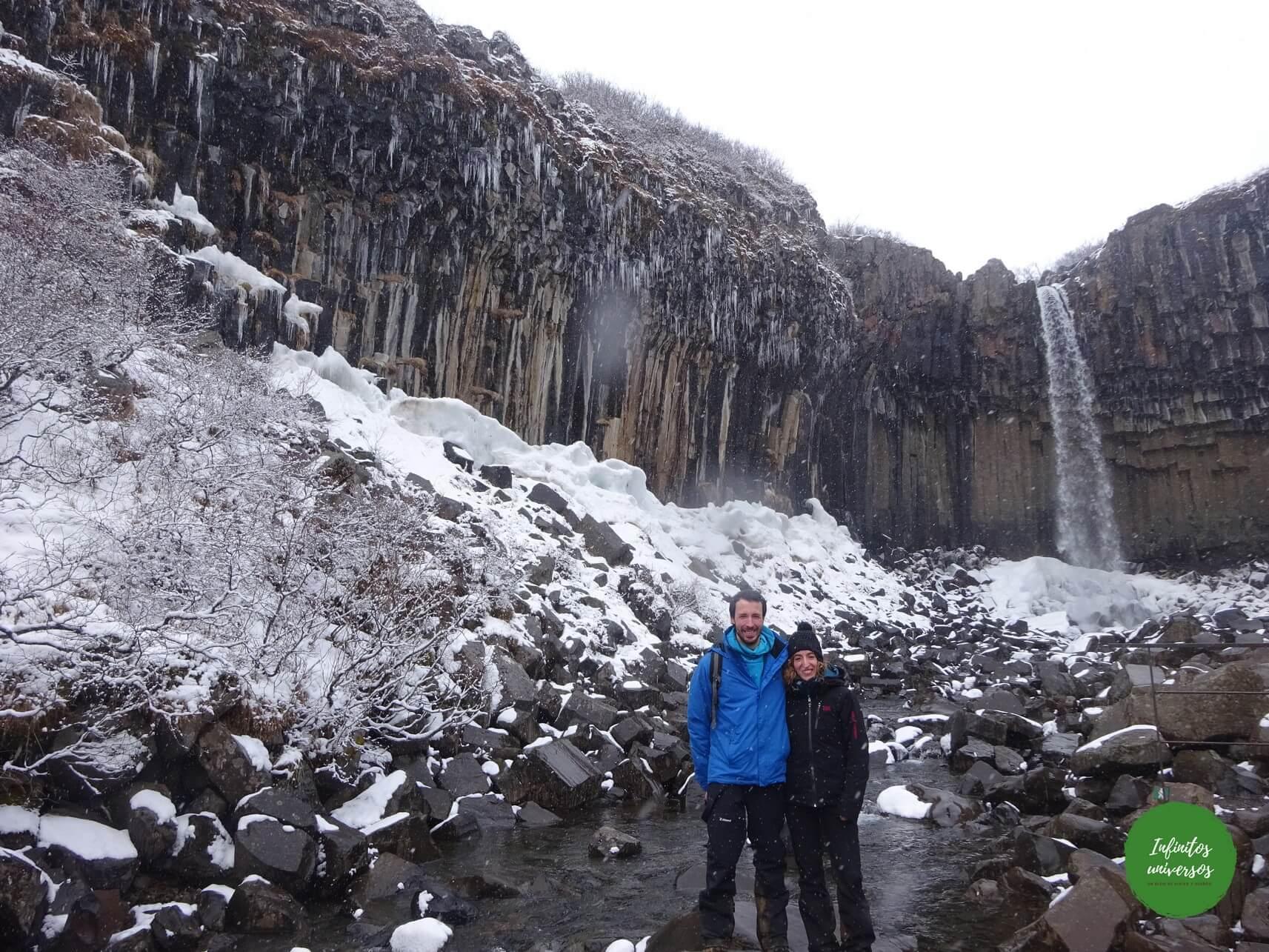 Ruta por Islandia en una semana por libre