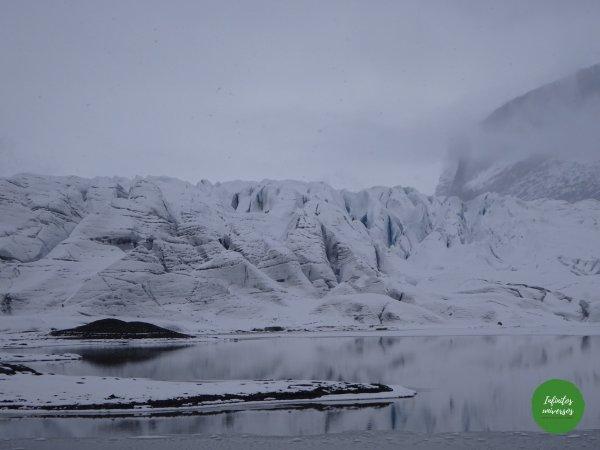Skaftatellsjökull- Islandia  - Qué ver en Islandia