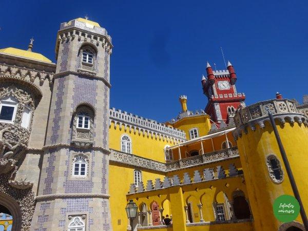 Palacio da Pena  - Qué ver en Sintra en un día