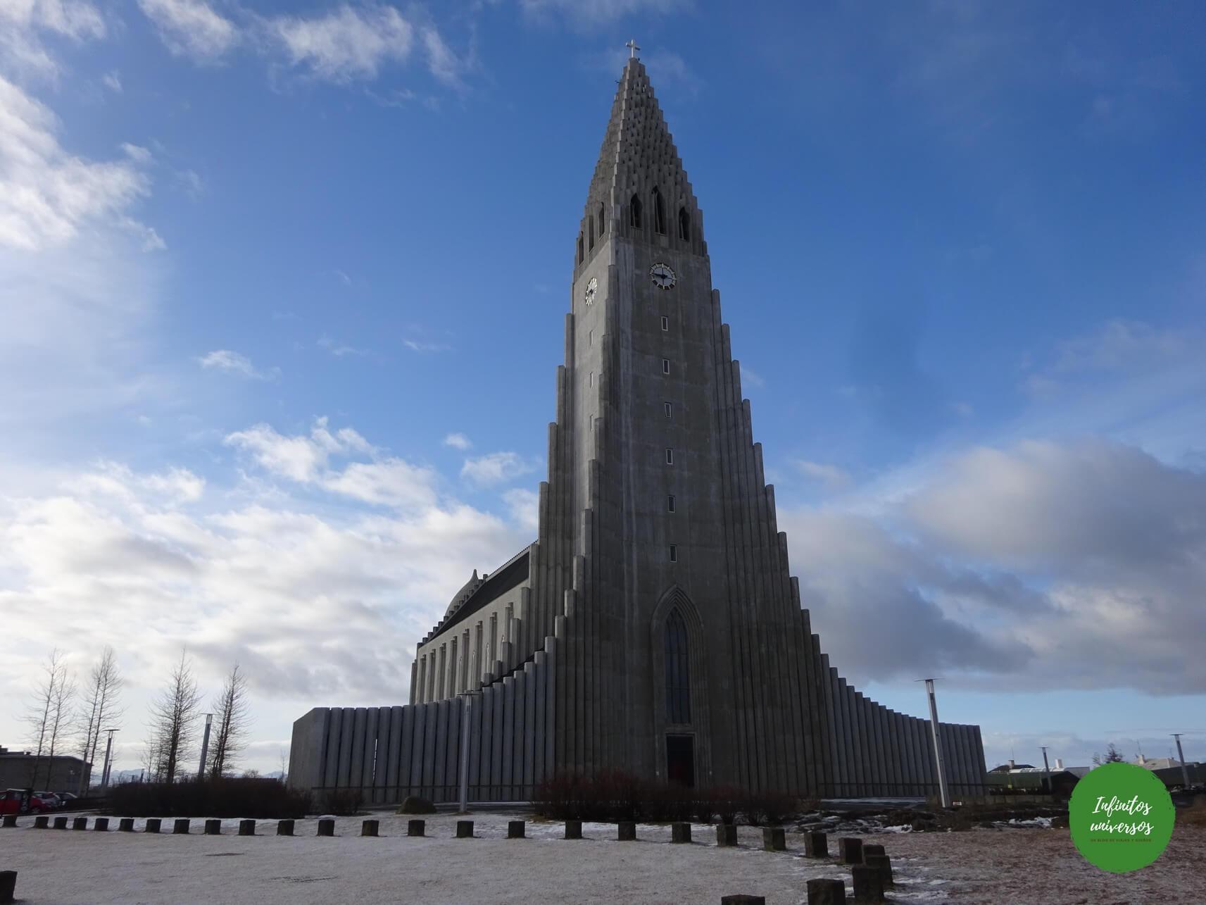 Reykjavík - que ver en reikiavik en un día