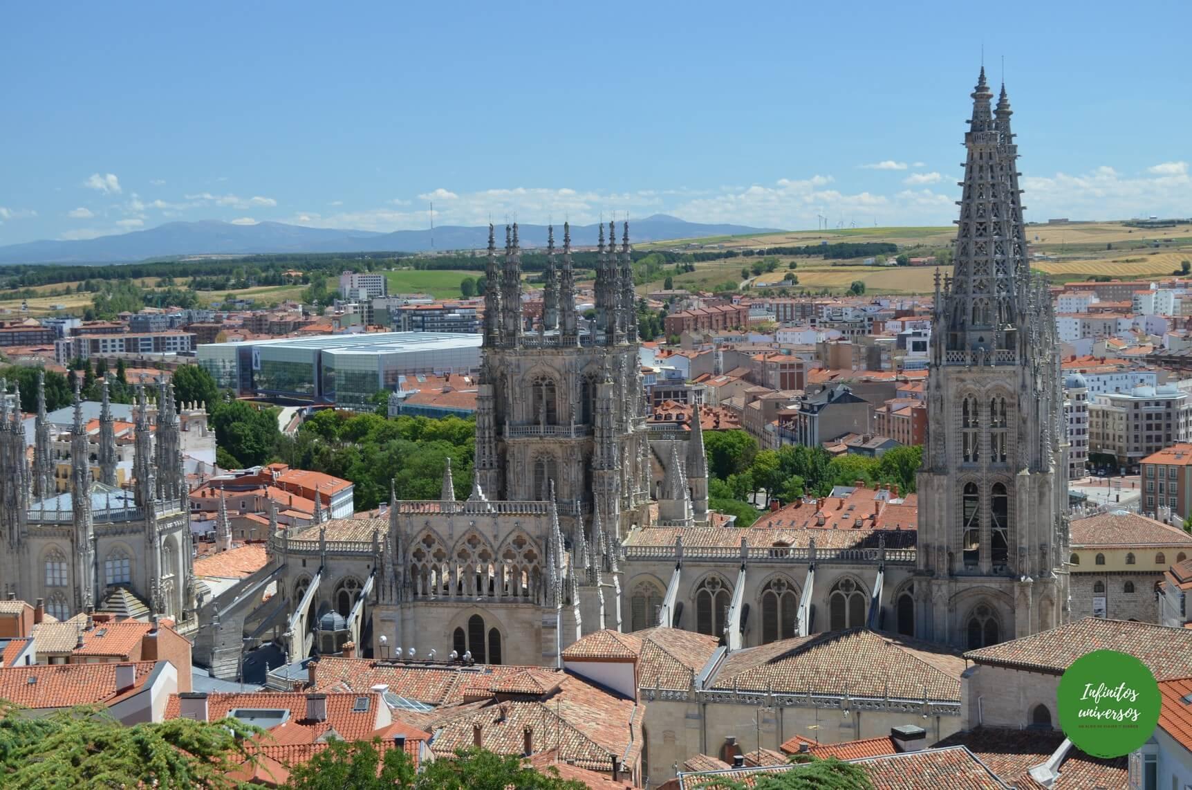 Catedral de Burgos que ver en burgos en un dia