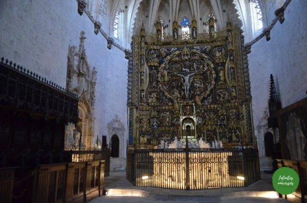 Cartuja de Miraflores  - Qué ver en Burgos en un día