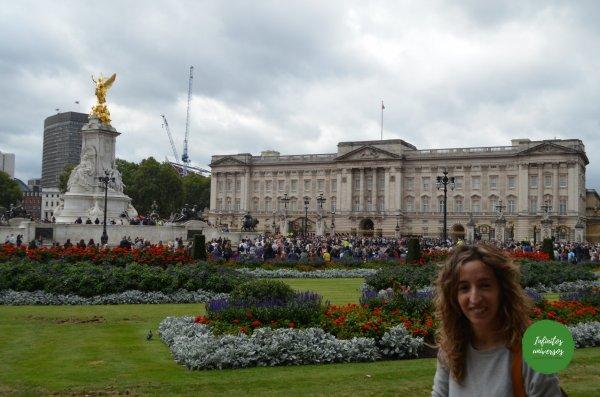 Buckingham Palace londres - Que ver en Londres