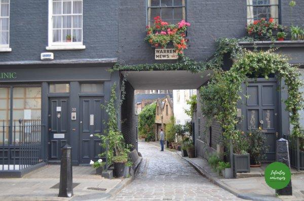 Warren Mews - Que ver en Londres