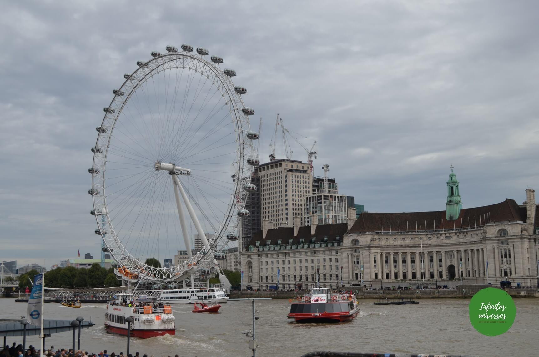 50 cosas que ver en Londres – Guía práctica