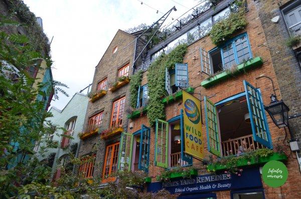Neal´s Yard - Que ver en Londres