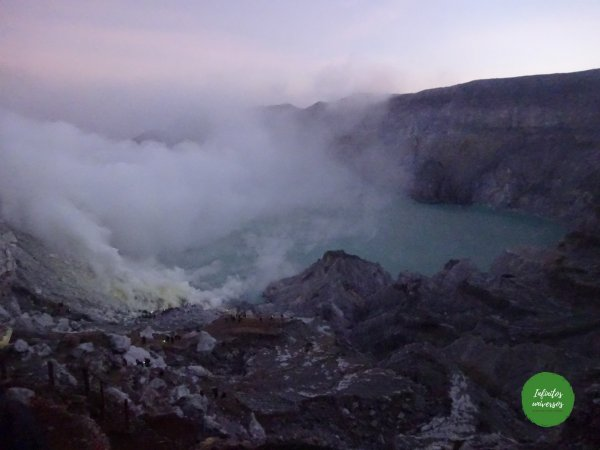 Volcán Ijen