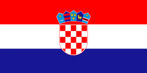 viajes croacia bandera