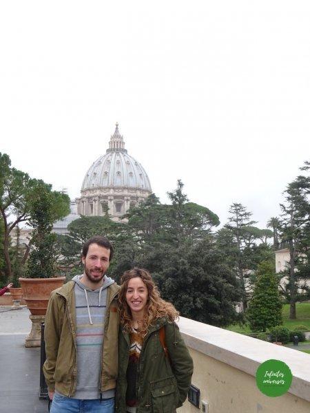 Cúpula Basílica de San Pedro