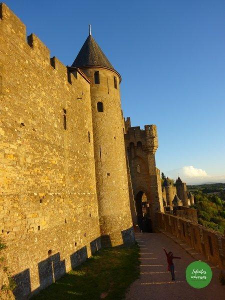 Puerta de Aude Carcassonne Qué ver en Carcassonne