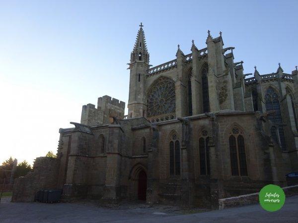 Basílica Saint-Nazaire Carcassonne Qué ver en Carcassonne