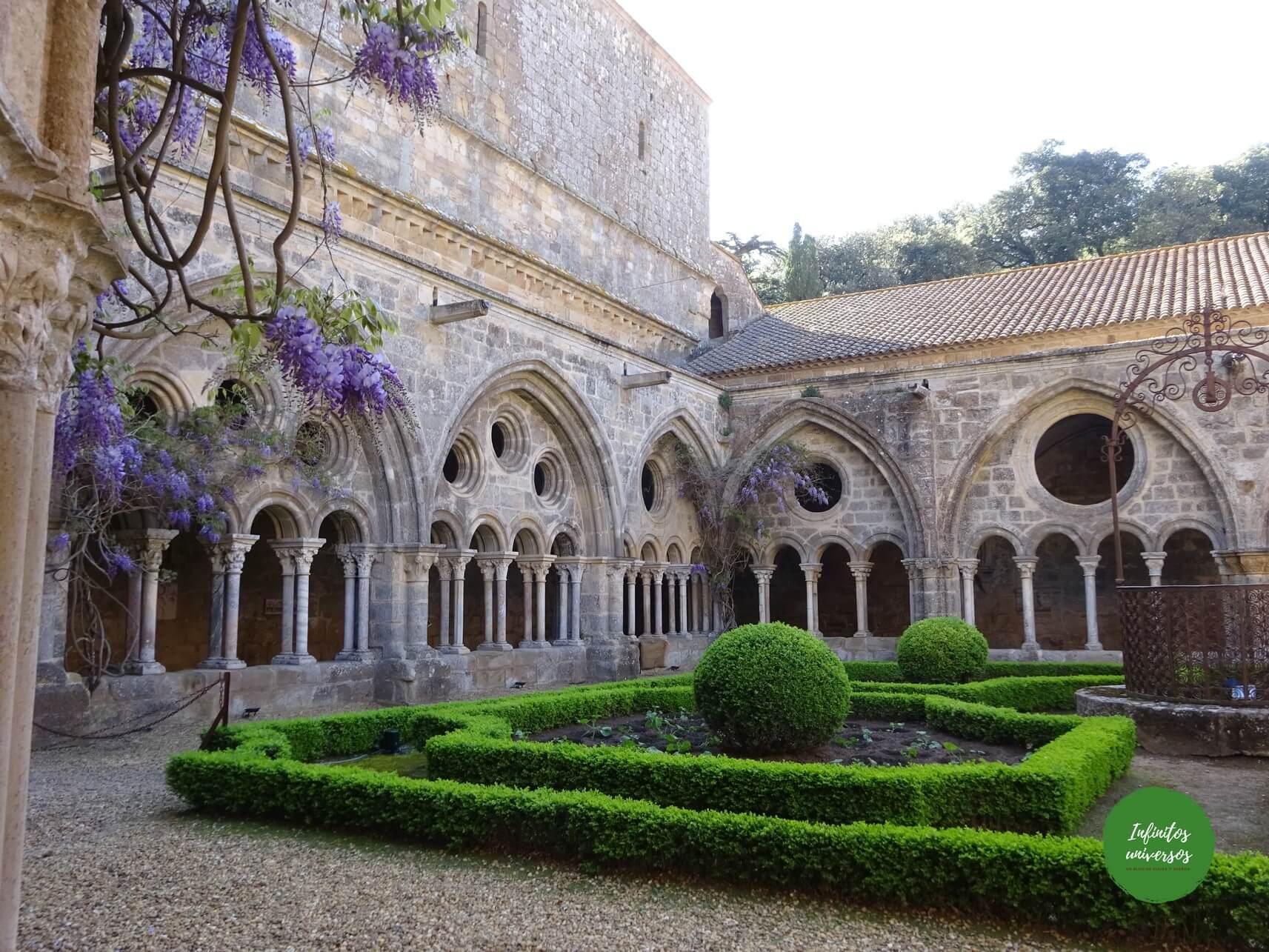 abadía de fontfroide horarios