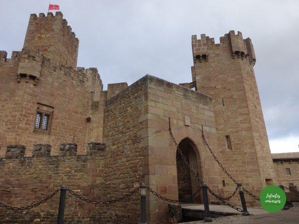 visita Castillo de Javier