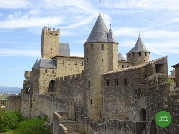 Carcassone Qué ver en Carcassonne