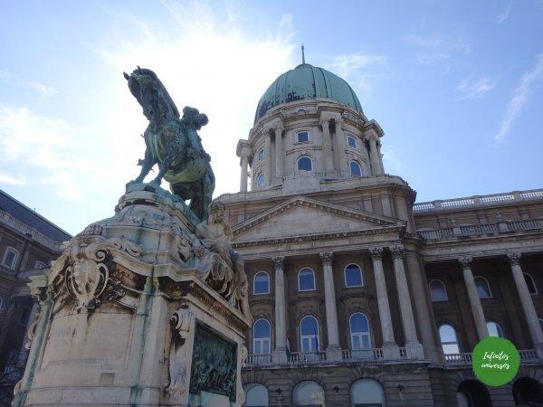 Castillo de Buda Budapest en 3 días