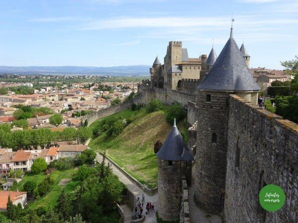 Murallas de Carcassone Qué ver en Carcassonne
