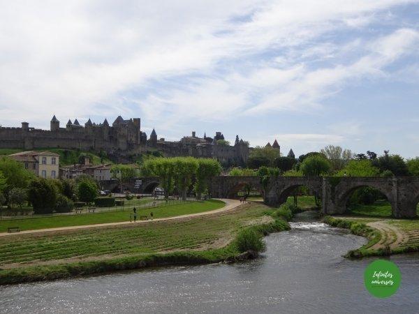 Puente Viejo Qué ver en Carcassonne