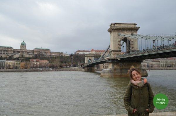 Puente de las Cadenas Budapest en 3 días