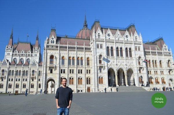 Parlamento de Budapest Budapest en 3 días