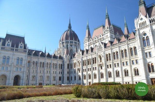 Parlamento Budapest en 3 días