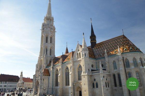 Iglesai San Matías Budapest en 3 días