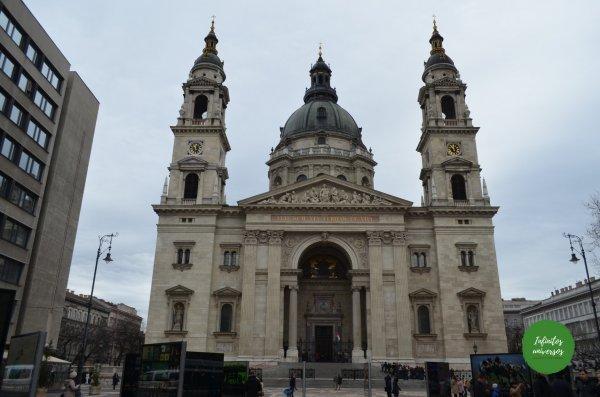 Basílica de San Esteban Budapest en 3 días