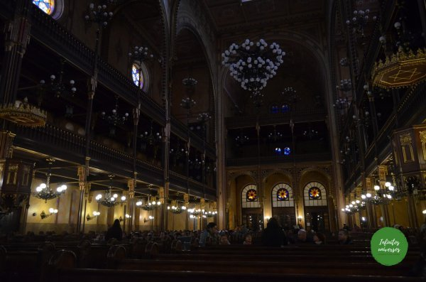 Gran Sinagoga de Budapest Budapest en 3 días