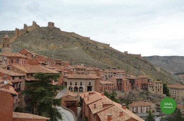 Albarracín   - Qué ver en Albarracín comer en albarracin
