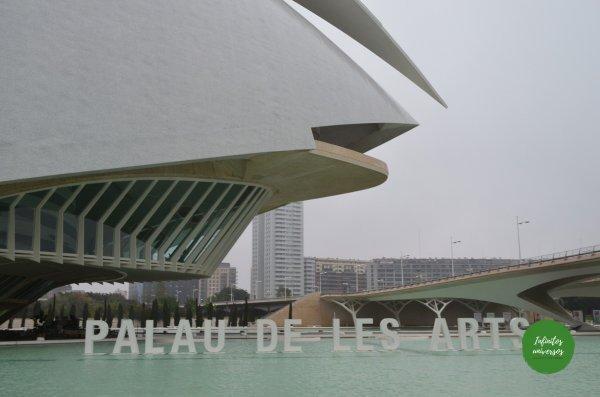 ciudad de las artes y las ciencias (Valencia en 2 días)